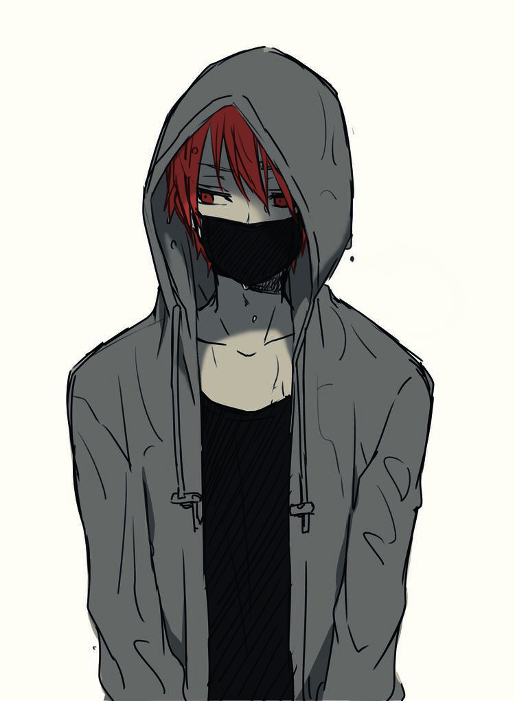 Individual Roleplay Book Anime Boy Sketch Cool Anime Guys Anime Hoodie