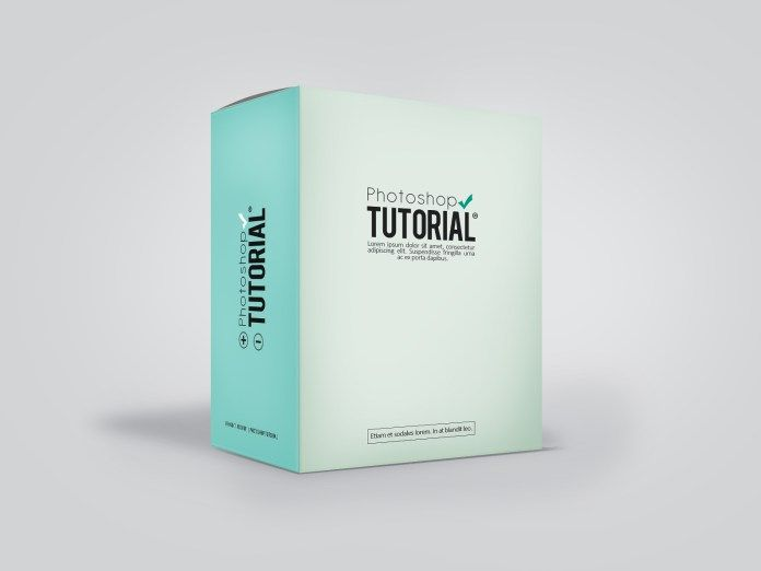 Download How To Create Your Own Product Mockup Box In Photoshop Idevie Photoshop Tutorial Photoshop Tutorial