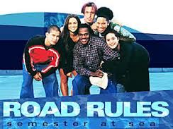 Road Rules Semester At Seas | Road rules, Semester at sea, Rules