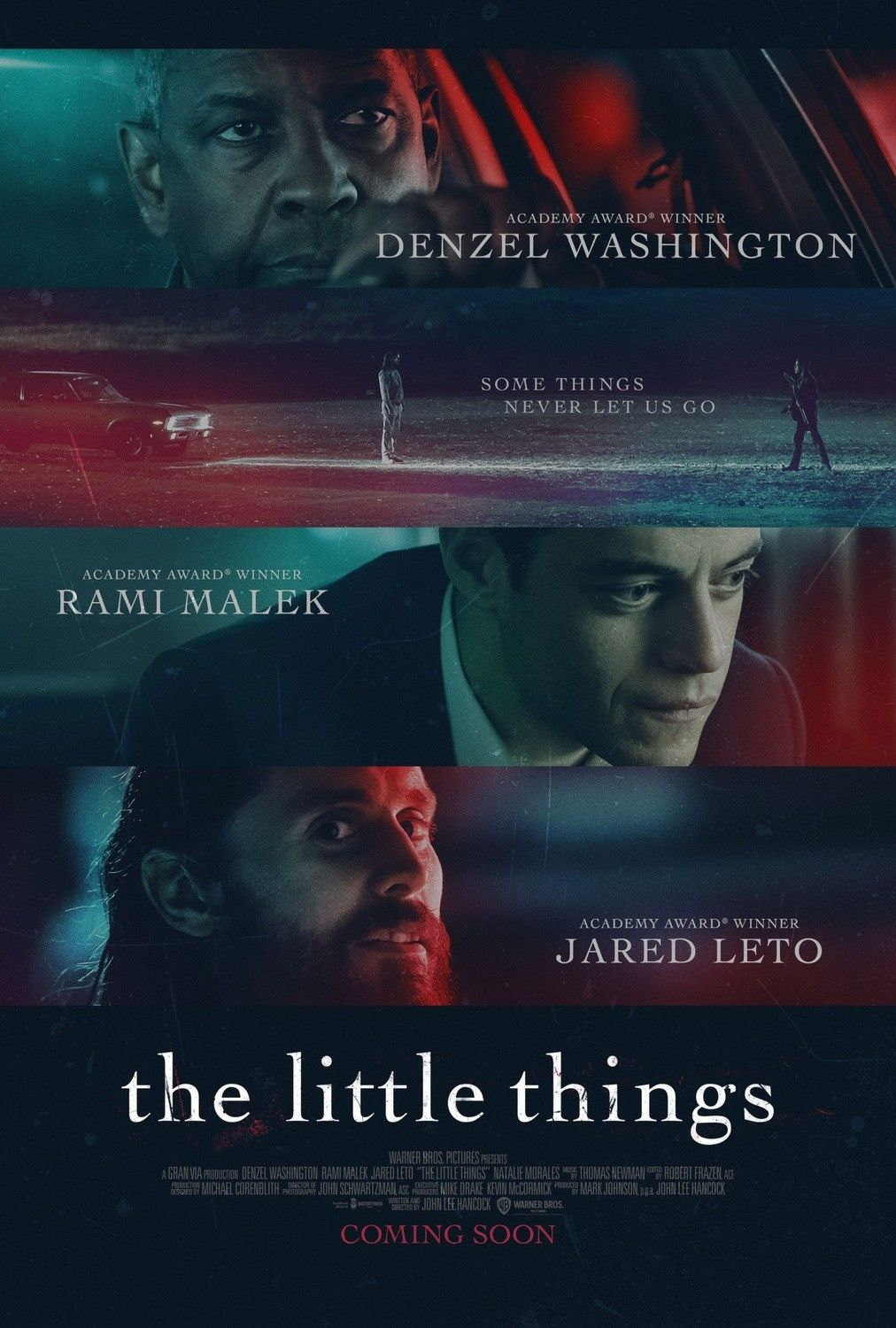 The Little Things 2020 In 2021 Denzel Washington Download Movies Rami Malek