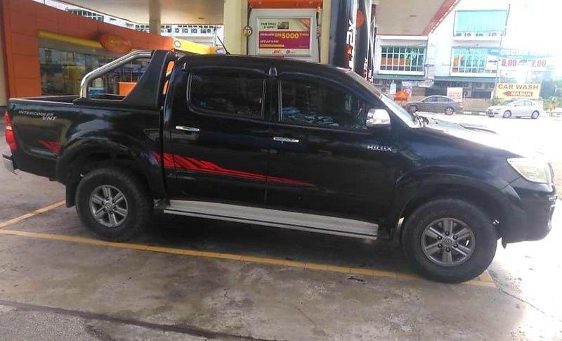 Kajang Selangor For Sale Toyota Hilux 2 5 At 4x4 Diesel Turbo