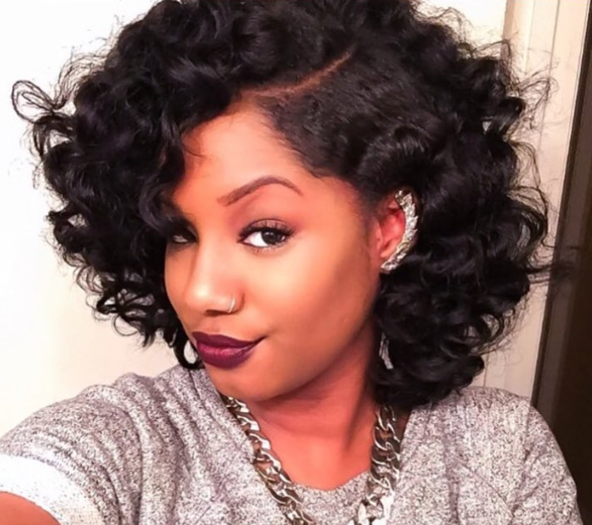 pin by deriay on black/natural hair | curly hair styles
