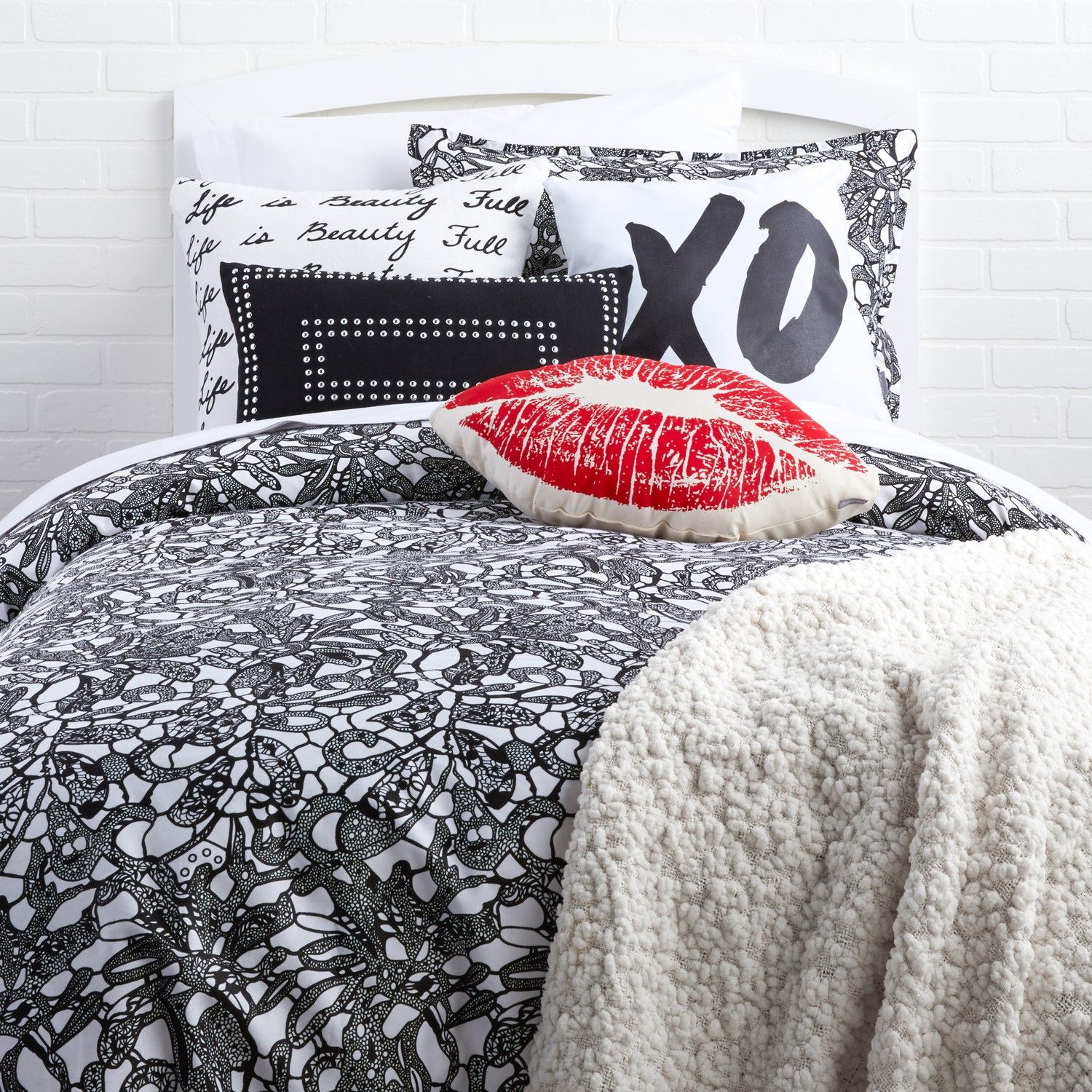 Red Romance Collection | House Inspo | Pinterest | Dorm bedding sets on red and black bedroom curtains, red and black paris themed bedroom, gold white and black bedroom decor, red white black decorations, cream and black bedroom decor, red and black painted bedroom, red and black bedroom ideas for couples, brown and black bedroom decor, black and red abstract wall decor, red and black room, fun bedroom decor, black white red wall decor, sexy bedroom decor,