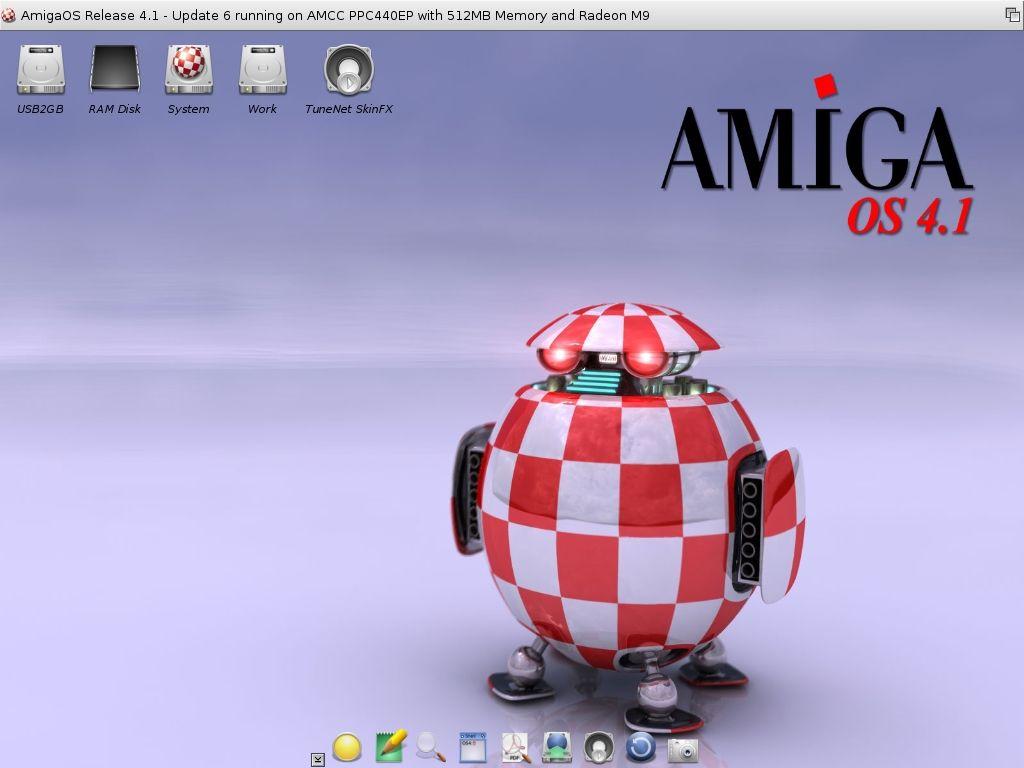 Amiga OS4.1