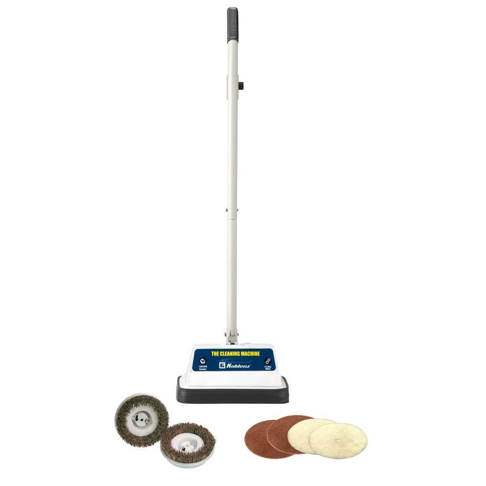 Koblenz Cleaning Machine Hard Floor Polisher 0020396 The Home Depot In 2020 Polish Floor Cleaning Concrete Floors Floor Cleaner
