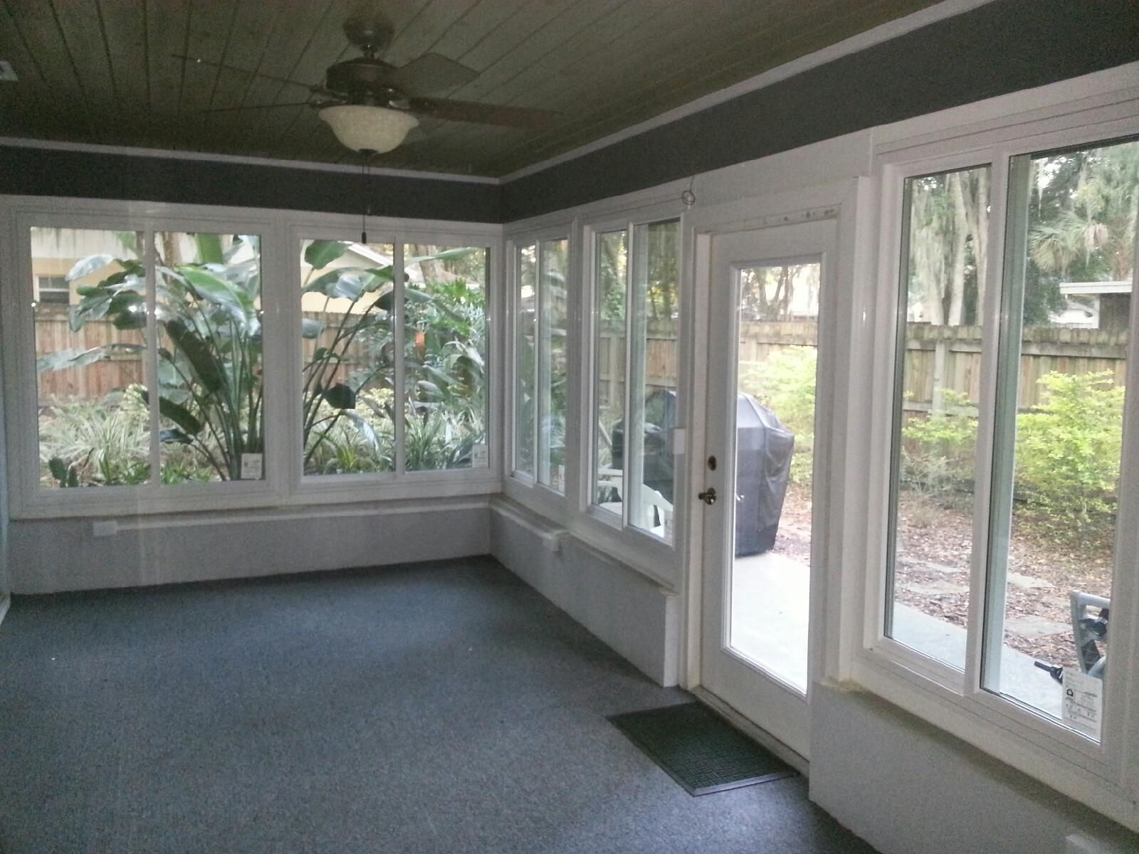 add window walls to patio - Google Search | Back porches | Pinterest ...