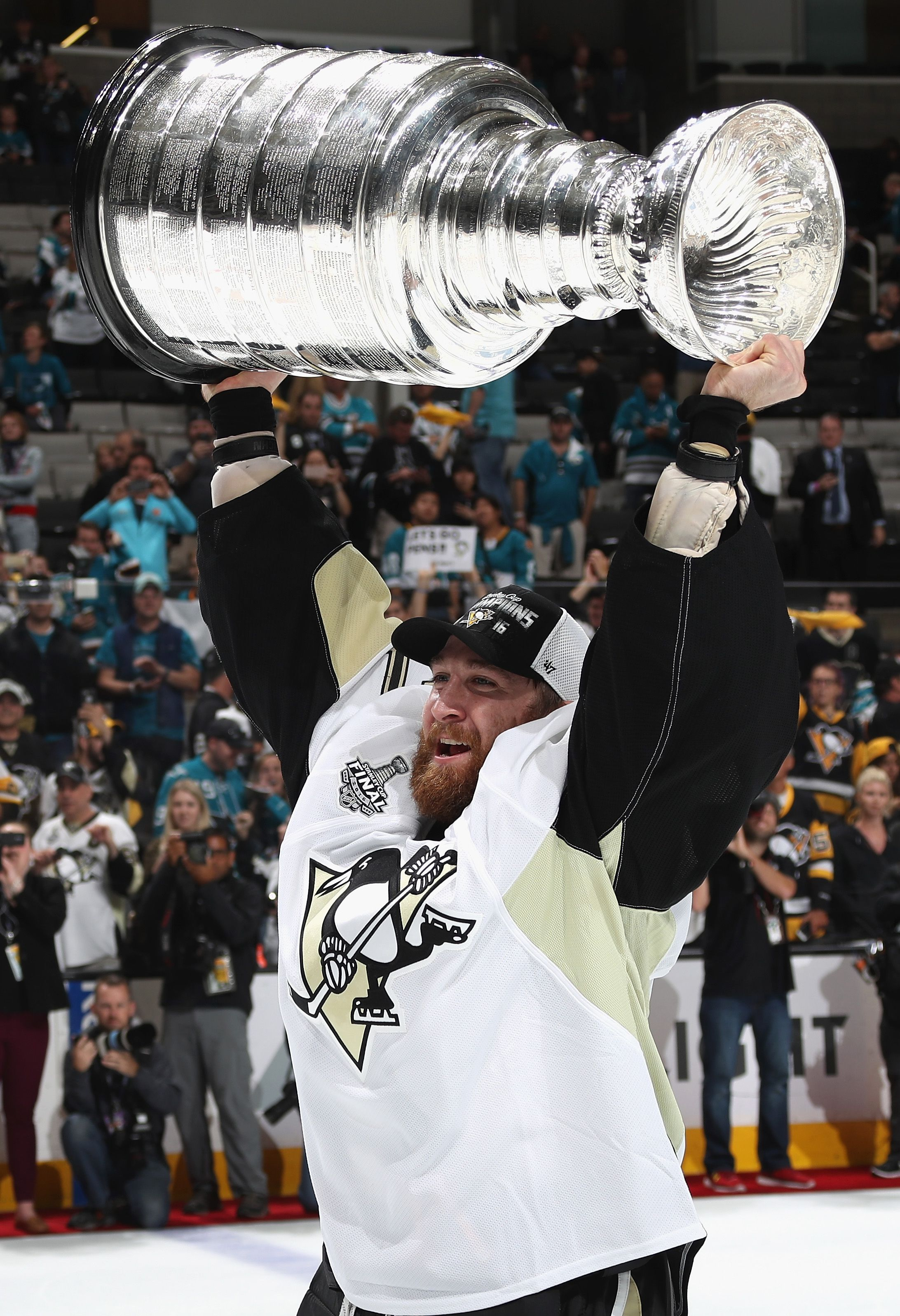 Marc Andre Fleury Stanley Cup 2016 Stanley Cup Champ...