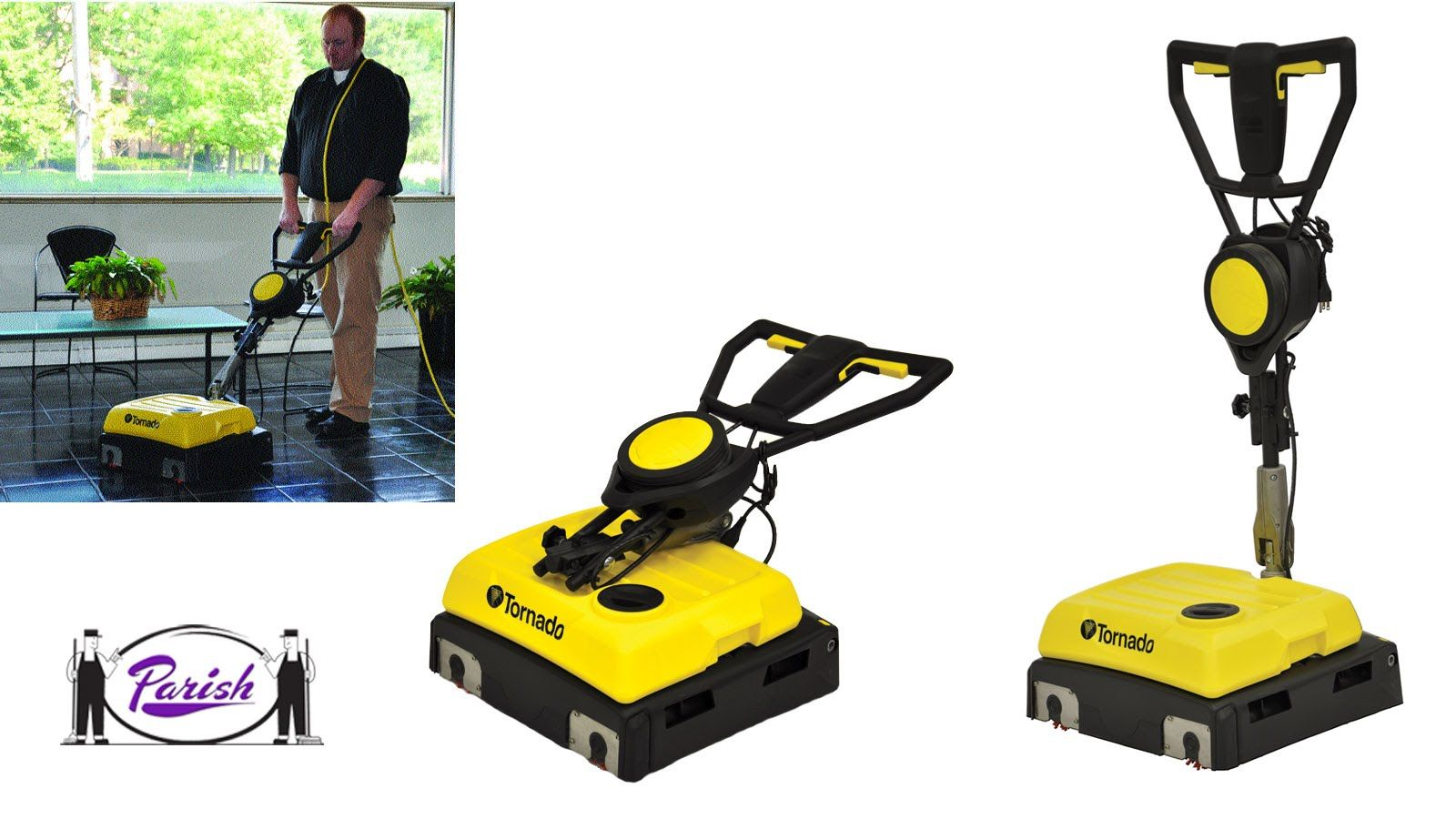 Tile Grout Cleaning Machine