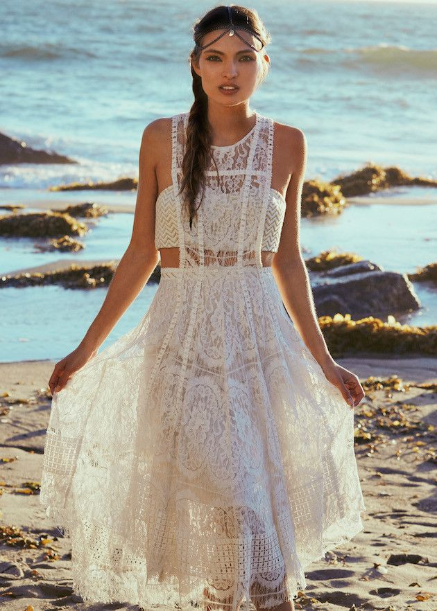 Fp Ever After The New Free People Wedding Dress Collection Free