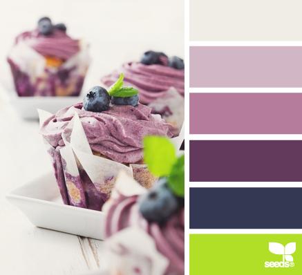 { dessert hues } ➸ | Design Seeds