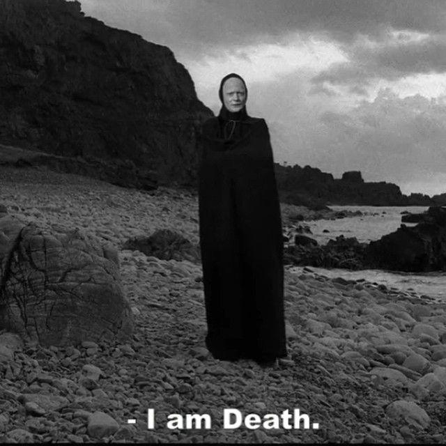 I am Death.