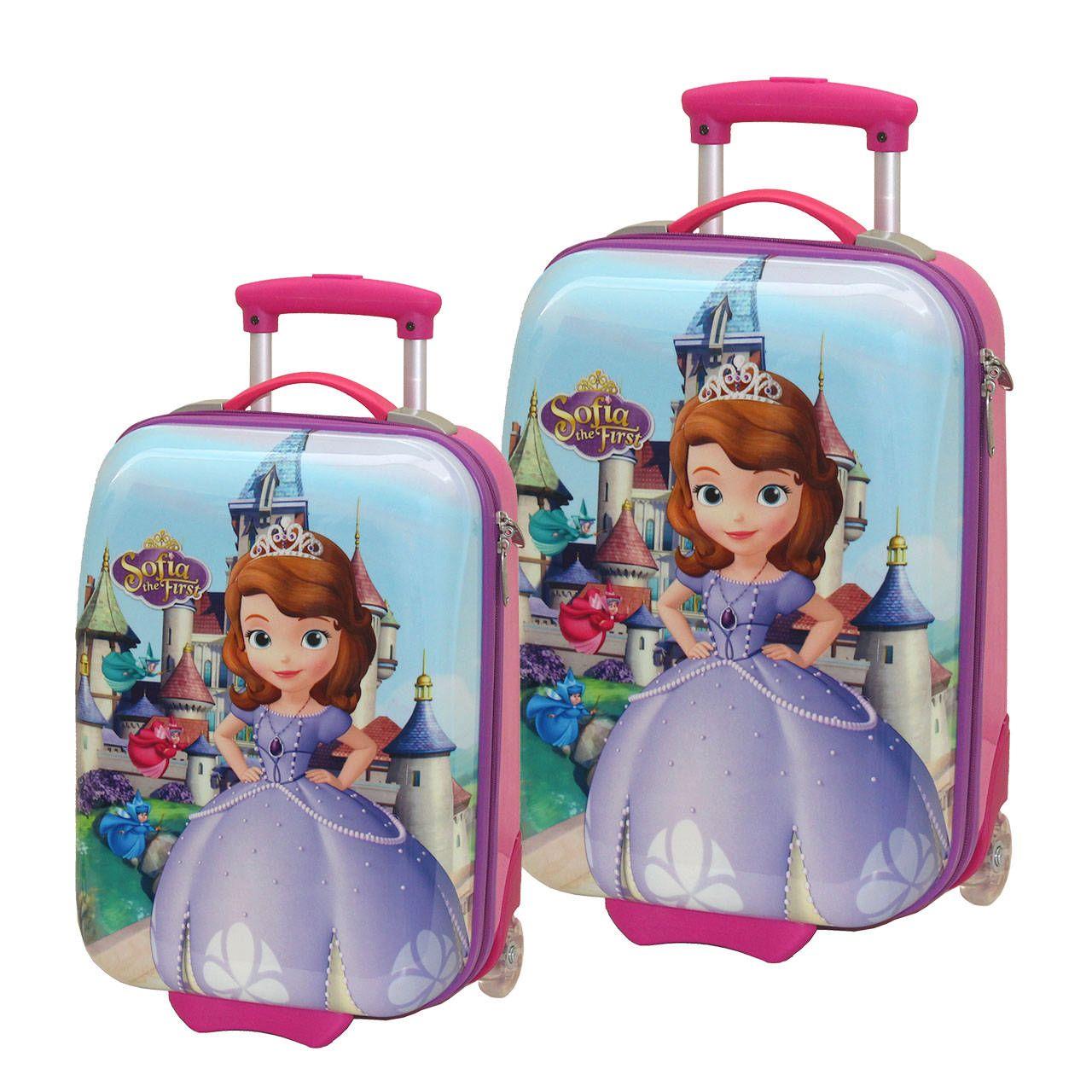 3e460fb9b Nuevas maletas Princesa Sofia de www.maletastony.com | Maletas ...