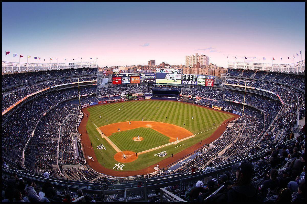 New York Yankees Stadium Wallpaper In 2020 Stadium Wallpaper Yankee Stadium New York Yankees Stadium