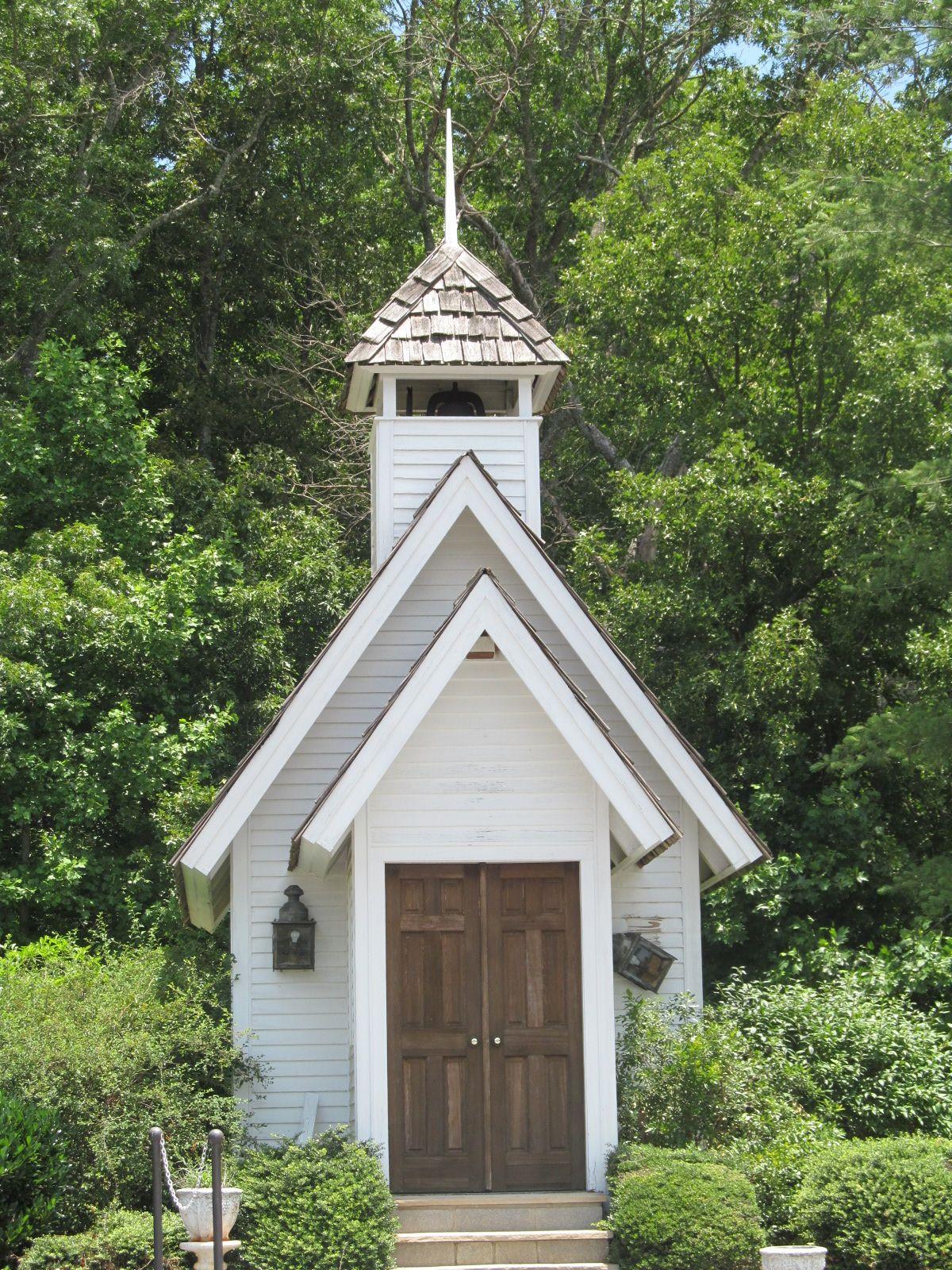 Smallest church ever   Roamin\' Around   Pinterest   Churches ...