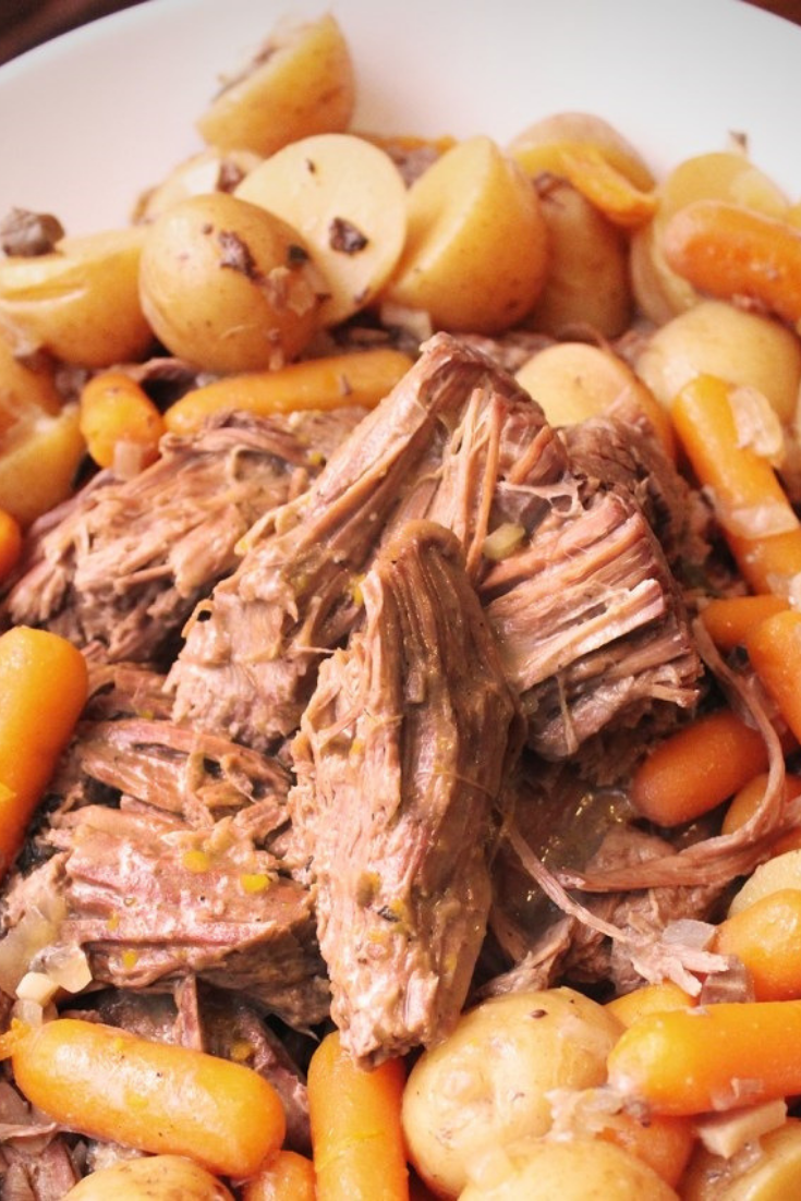 Easy Pot Roast | Food Dinner Recipes images