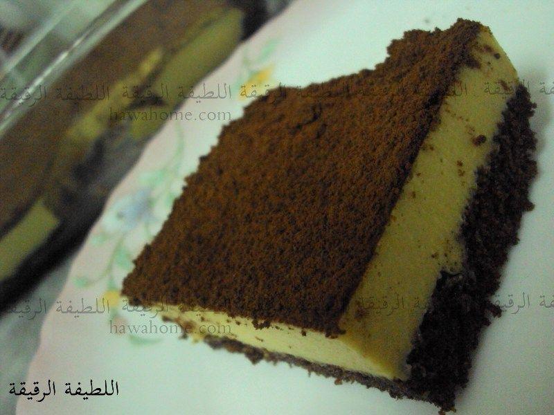 حلا الشامواه سهل وخفييييييف من مطبخي Dessert Recipes Sweets Desserts