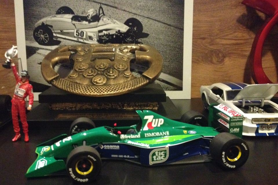 Jordan 1991. Schumacher