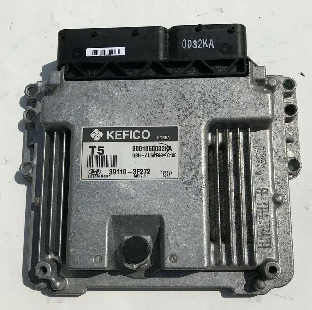 09-11 Hyundai Genesis Engine Control Unit 39110-3F272