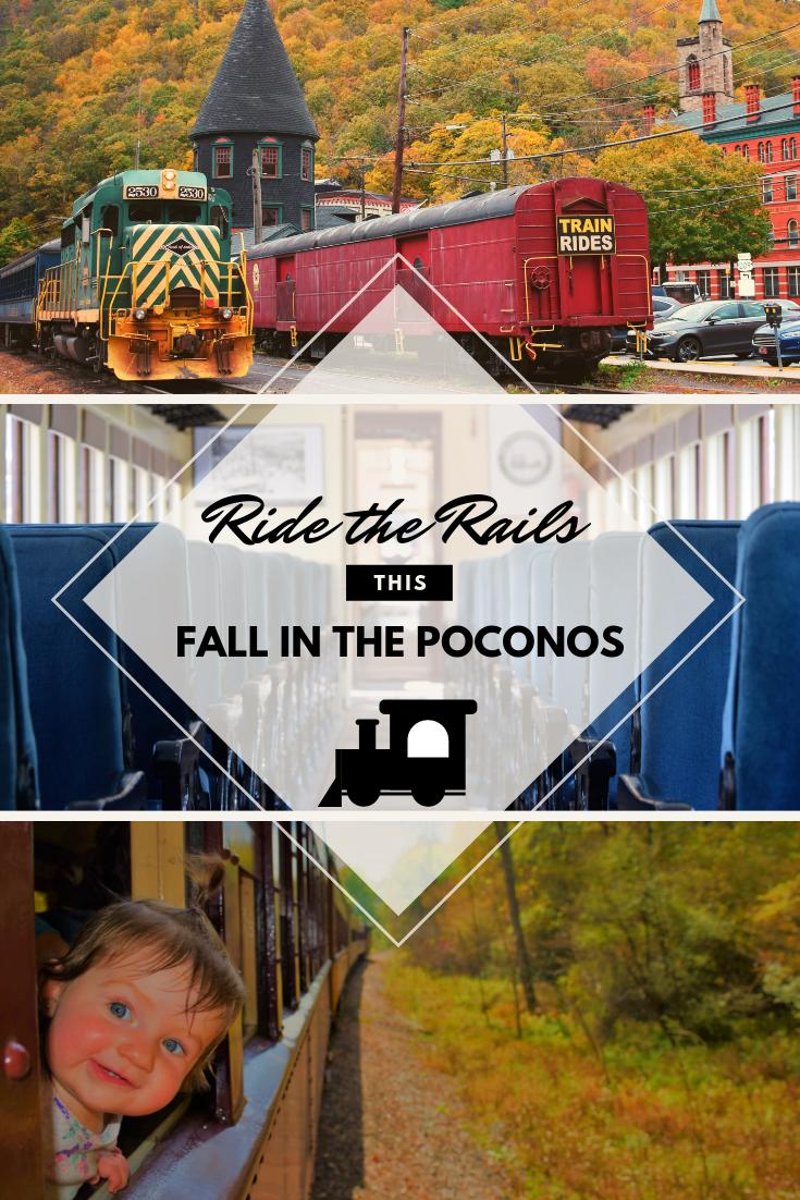 Ride The Rails In The Poconos 🚂
