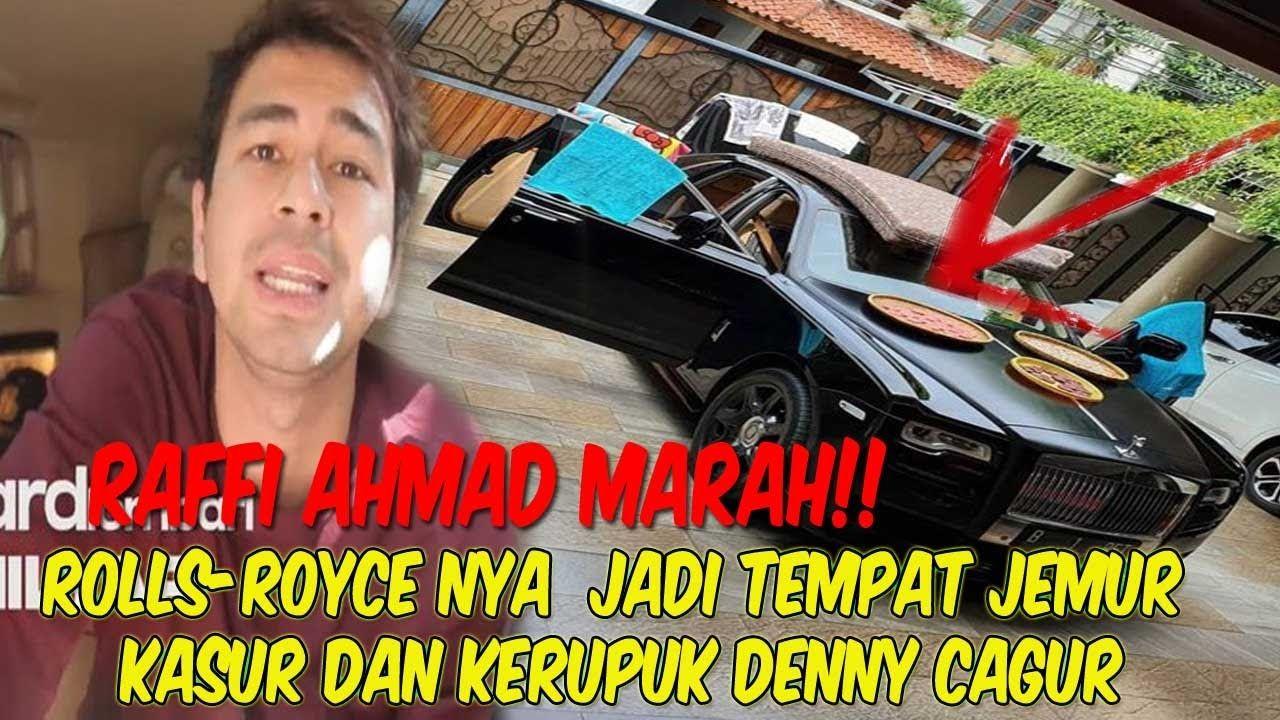 Mobil Bumblebee Raffi Ahmad Ditilang Polisi Chevrolet Mobil Mewah Mobil