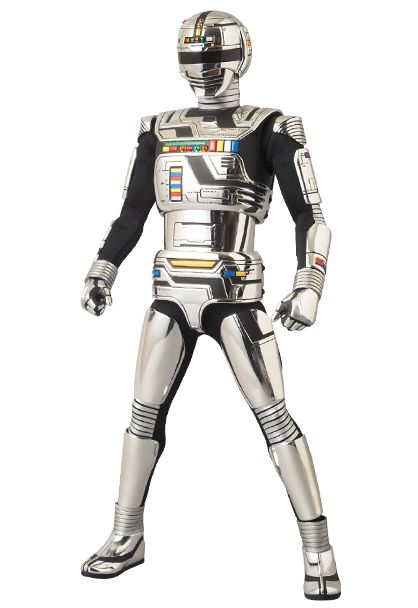Magnificent edition of RAH DX Space Sheriff Gavan - 1/6 scale from Medicom Toys. To be released next September.