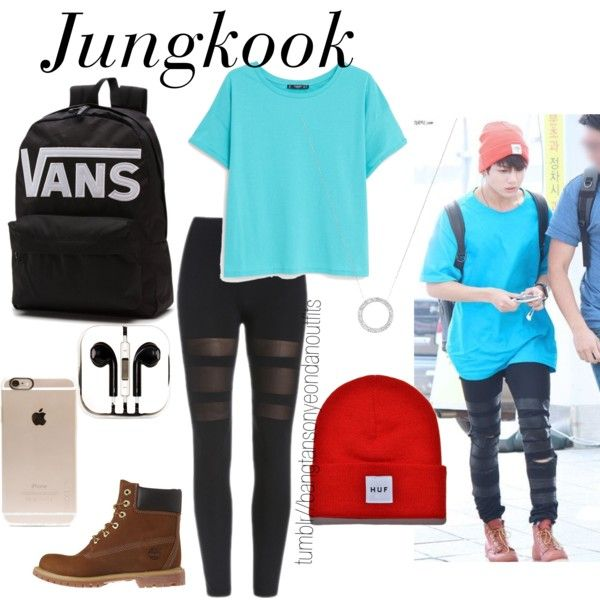 Image Result For Msp Jungkook   Outfits   Pinterest   Clothes