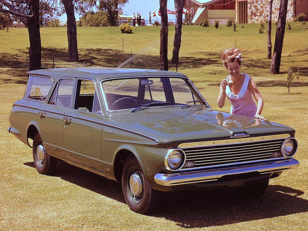 1963 chrysler valiant safari by auto clasico