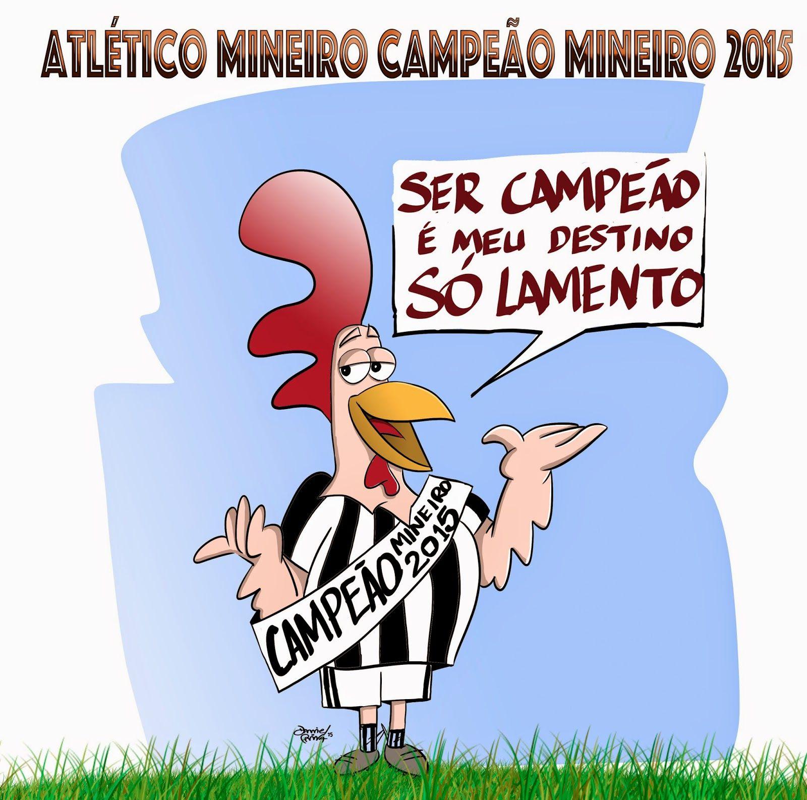 Atletico Mineiro Campeao Mineiro 2015 Disney Characters Character Fictional Characters