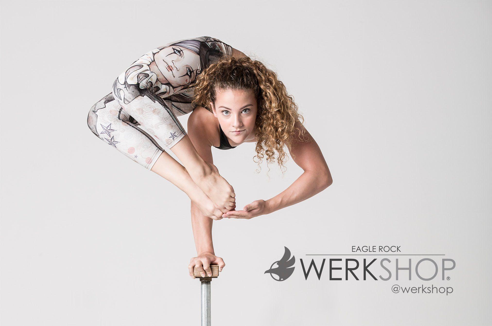 Eagle rock werkshop circus behind the scenes sofie dossi sofie dossi contortionist - Sofie dossi gymnastics ...