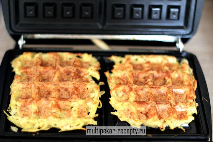 вафли картофельные рецепт