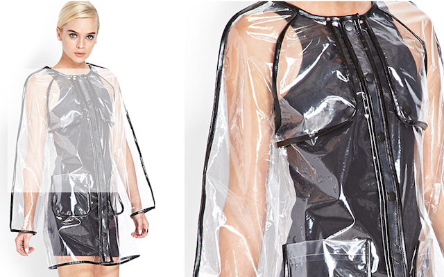 Click here to see the 10 WTF raincoats that will keep you dry and ...