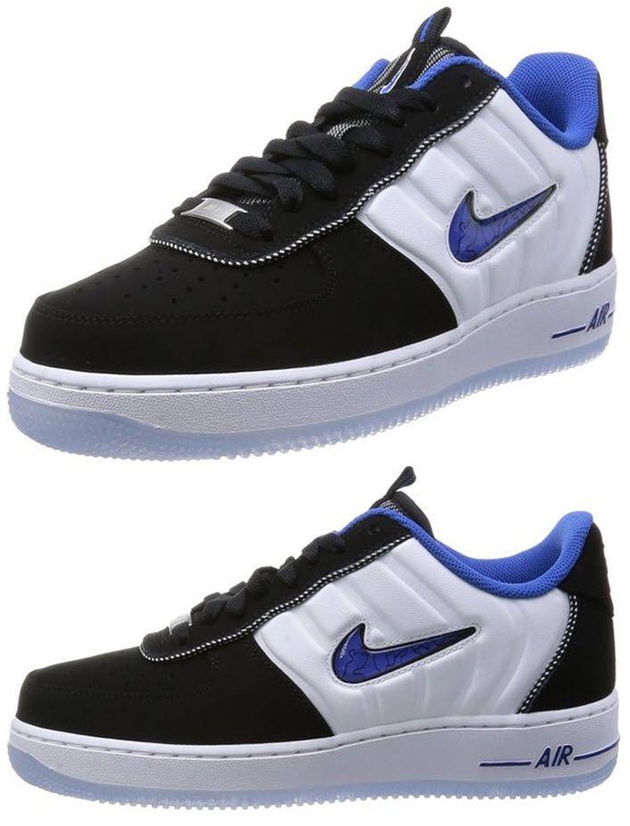 """Nike Air Force 1 Low """"Blue Legend"""" Air 23 Air Jordan"""