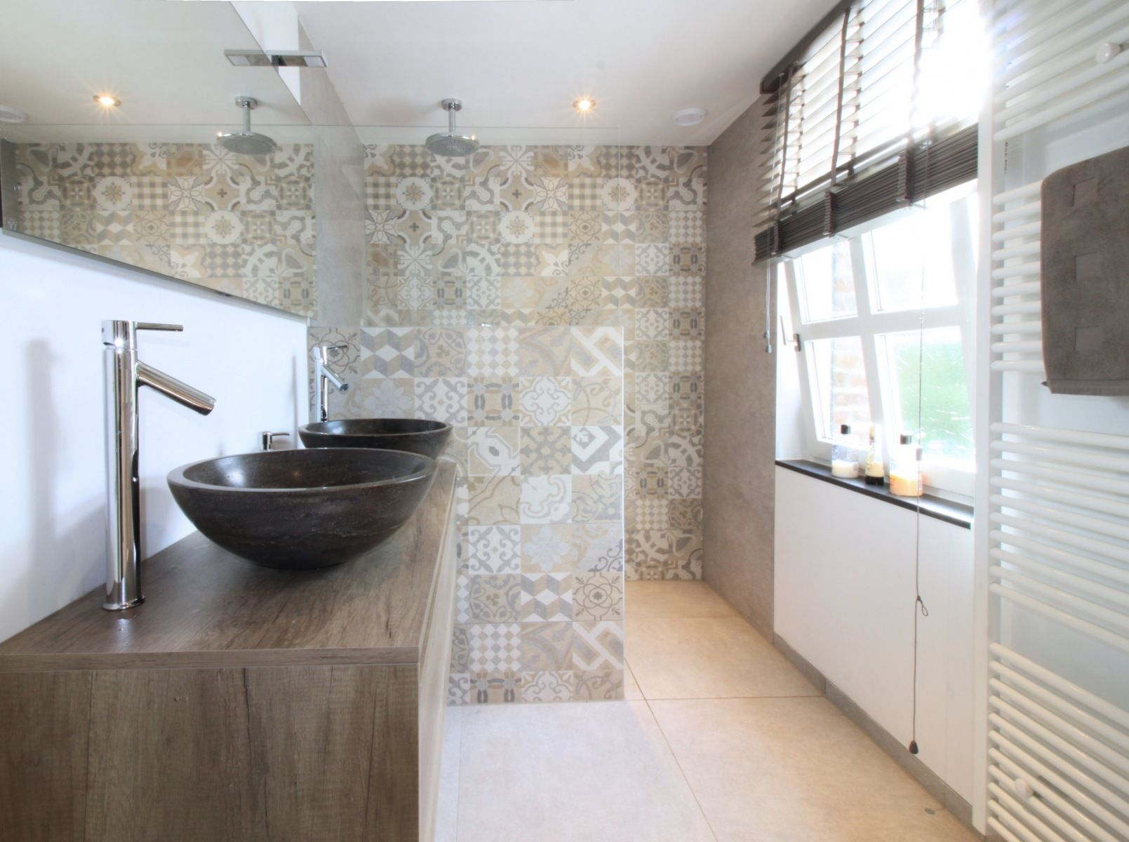 Inloopdouche Met Wastafel : Afbeeldingsresultaat voor inloopdouche achter wastafel badkamer