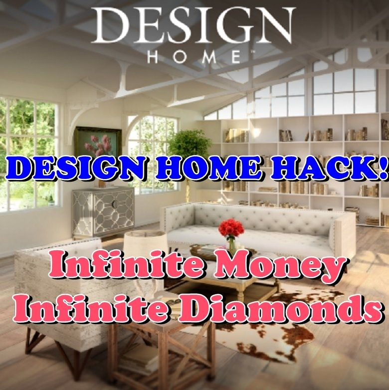 Design Home Game Cheats For Android And Ios 999999999 Diamonds Money House Design Games Design Home Hack Design Home App