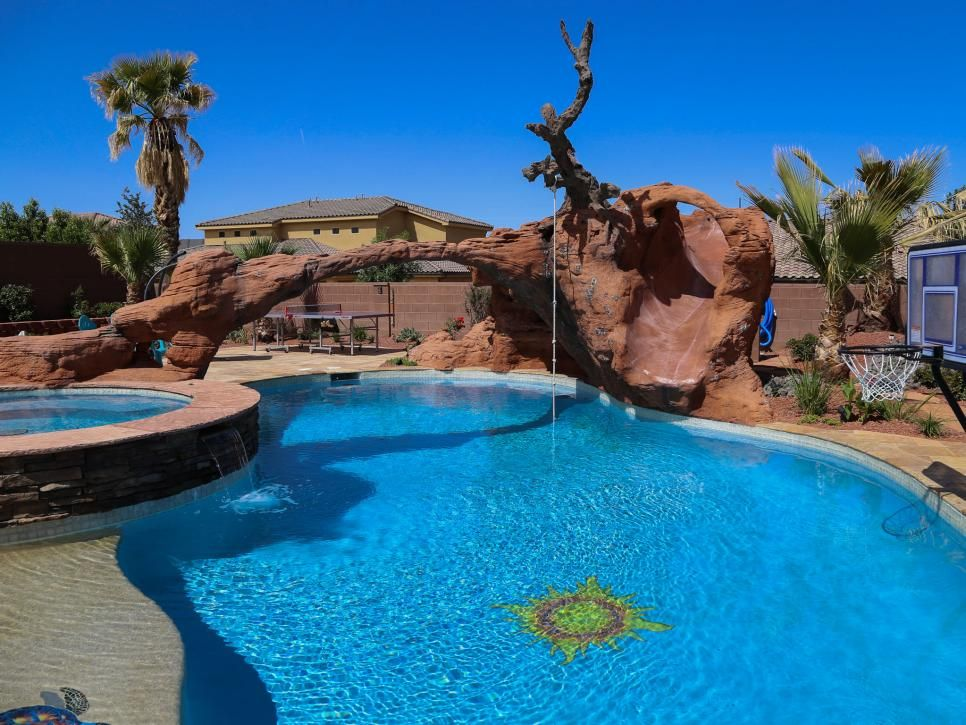 See how pool designers make homeowners' backyard dreams ... on Dream Backyard With Pool id=45291