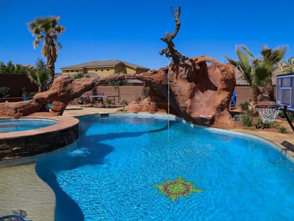 See how pool designers make homeowners' backyard dreams ... on Dream Backyard With Pool id=71698