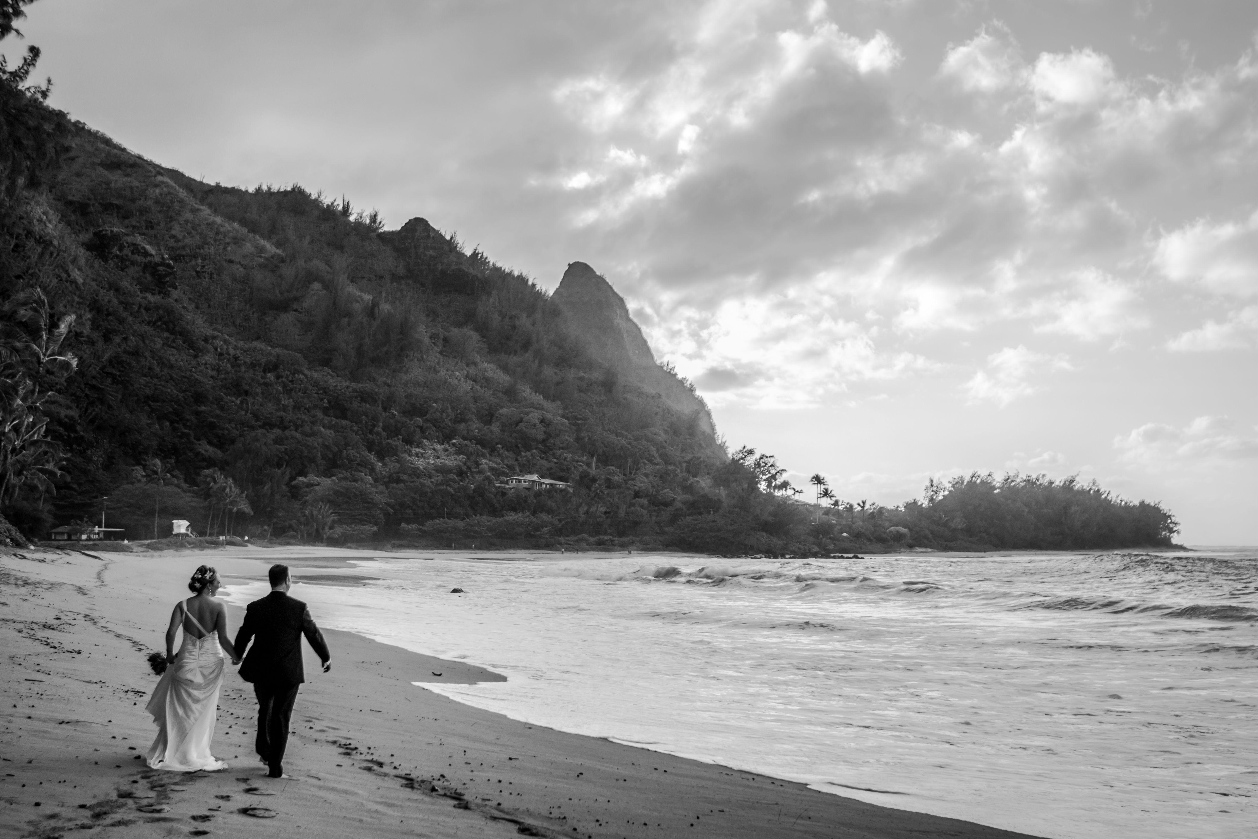 Tunnels Beach Kauai Wedding Planner Destination