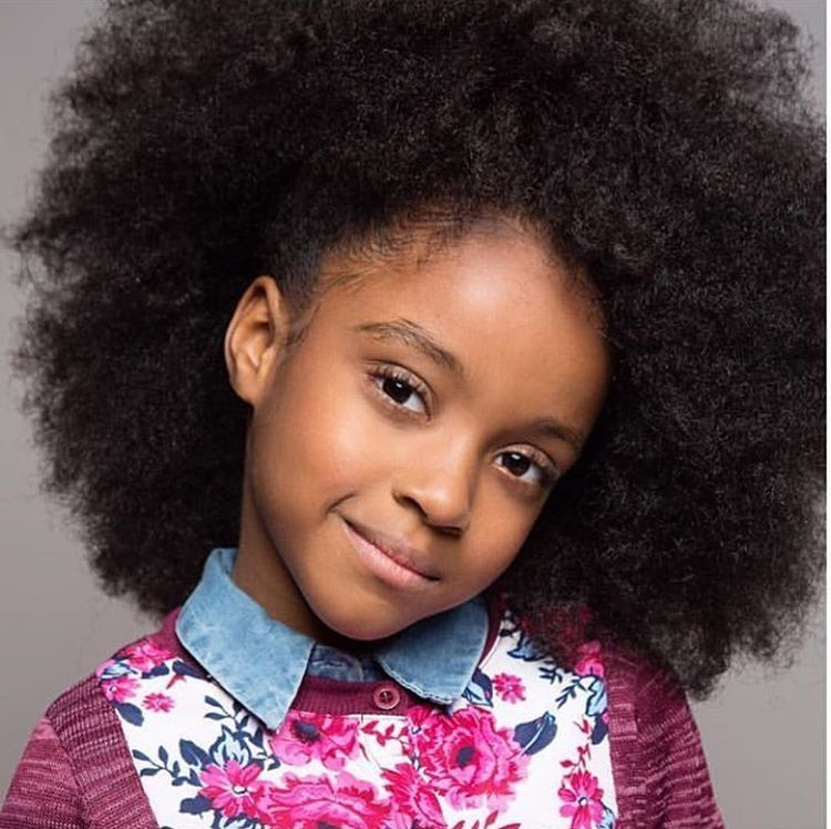 Pin by Ne Moulton on Mini Fro   Gorgeous hair, Curly hair styles, Hair styles