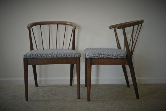 mid century barrel dining chair yoga posture the vintage spindle back chairs by pepeandcarols