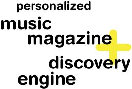 Personalized Music Magazine + Discovery Engine