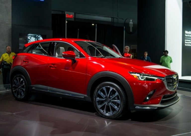 2020 Mazda CX3 Redesign, Spied, Release Date, Price