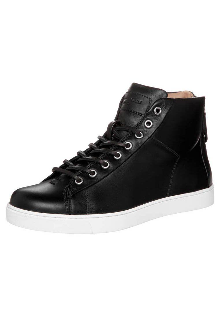 Gianvito Rossi - Sneakers alte - nero