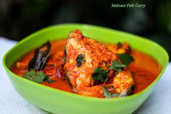 About Malvani Fish Curry I am a big seafood lover. I can fill my appetite...
