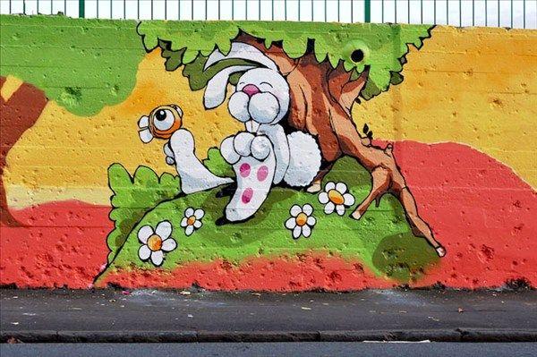 Graffiti Art | Wall street art, Beautiful graffiti ...
