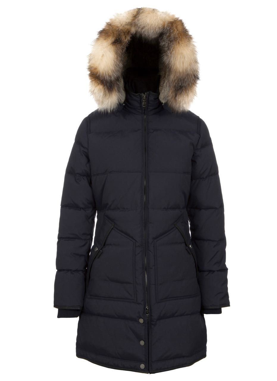 9b4e60086ee1 Pajar P2J199F6OX Winter Down Coat Cougar Navy