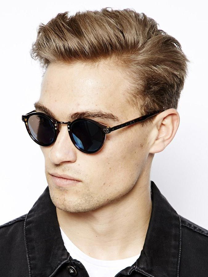 Top 20 Elegant Haircuts For Guys With Square Faces Man Candy