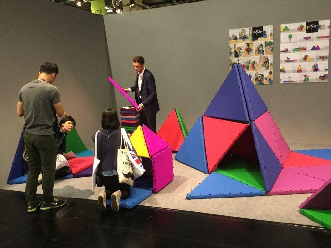 12 09 15 Design Parc Auf Kind Jugend Große Vielfalt Kleinem Raum Tukluk Bietet Dem Nachwuchs Jede Menge Spielmöglichkeiten