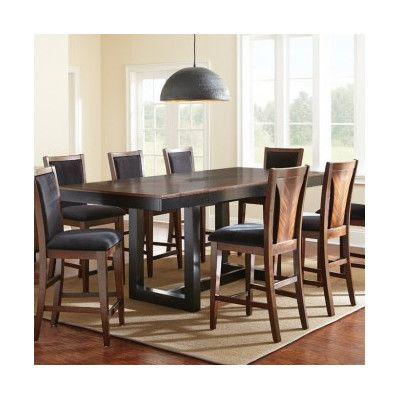 Steve Silver Furniture Julian Counter Height Extendable Dining Simple Steve Silver Dining Room Set Inspiration