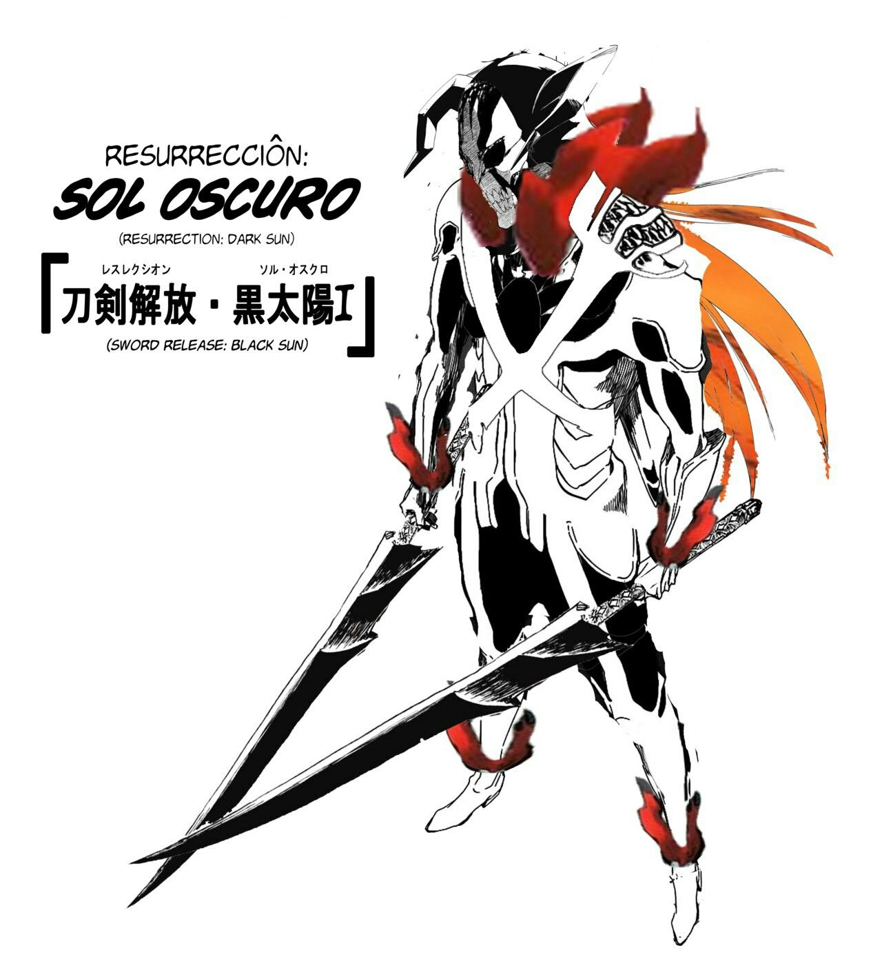 Fullbring Form Bleach And Concept Art T Bleach Manga
