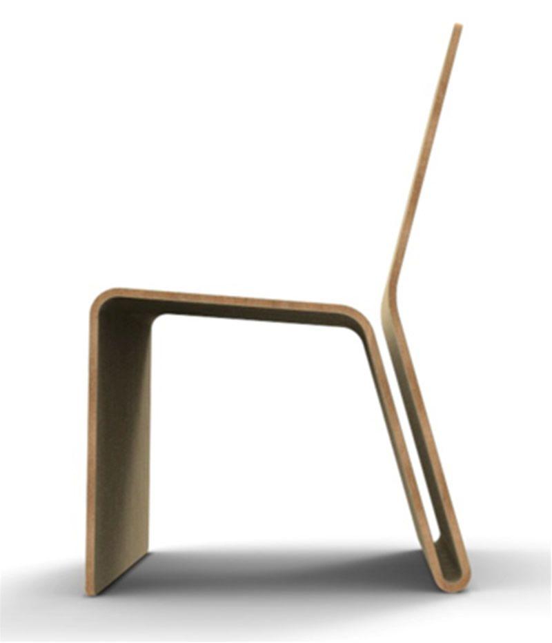 furniture design | Modern Minimalist Wooden Chair Design for Office  Interior Furniture .